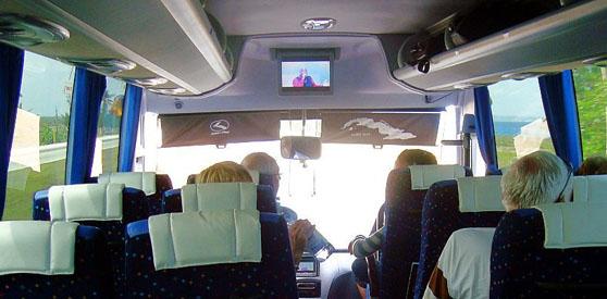 Viazul Buses PLaya Giron Cuba